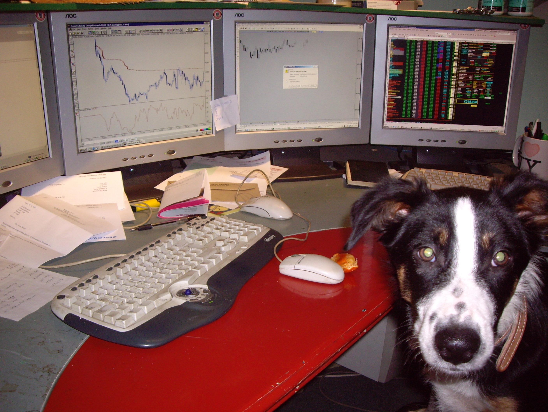 Big e trading system