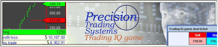 Trading IQ Game Banner